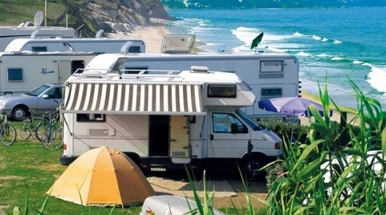 Camping Pavillon Royal Surf Bidart