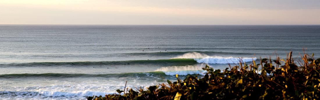 [Translate to Anglais:] Les spots de surf de Guethary Cote basque